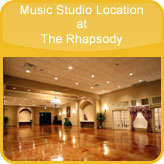 Studio Location at The Rhapsody